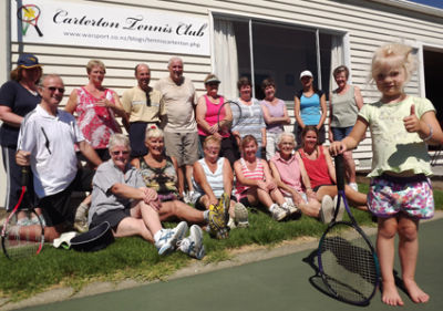 Carterton Tennis Club