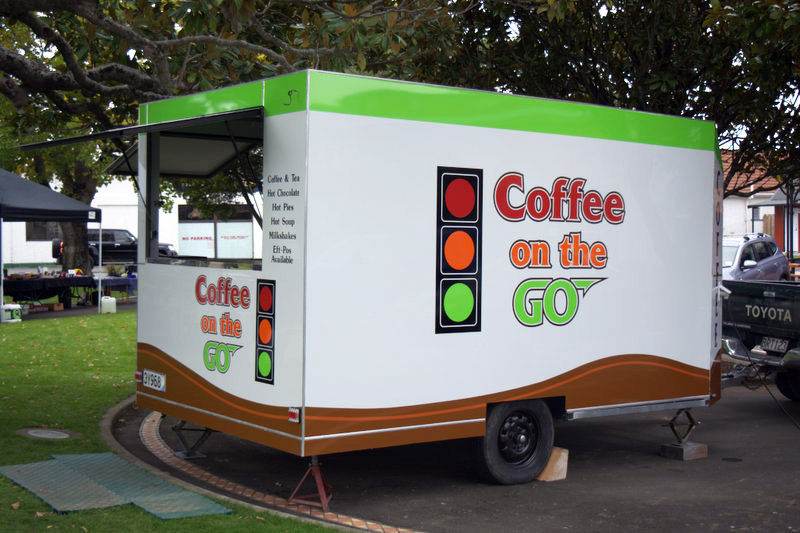 Cafes & Restaurants - Coffee on the GO