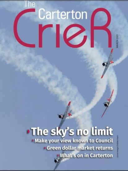 The Carterton Crier March 2021